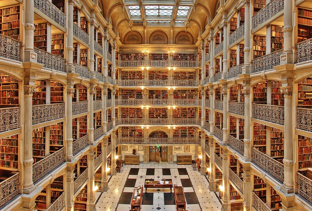 Conoce las bibliotecas más hermosas del mundo, ¡una de ellas es mexicana! - bibliotecas-mas-hermosas-del-mundo-1