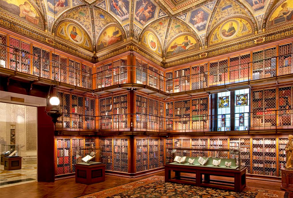 Conoce las bibliotecas más hermosas del mundo, ¡una de ellas es mexicana! - bibliotecas-mas-hermosas-del-mundo-11