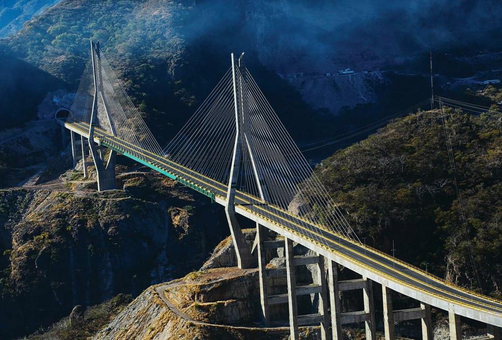 Las carreteras más espectaculares de México que tienes que recorrer - carreteras-mexico-3