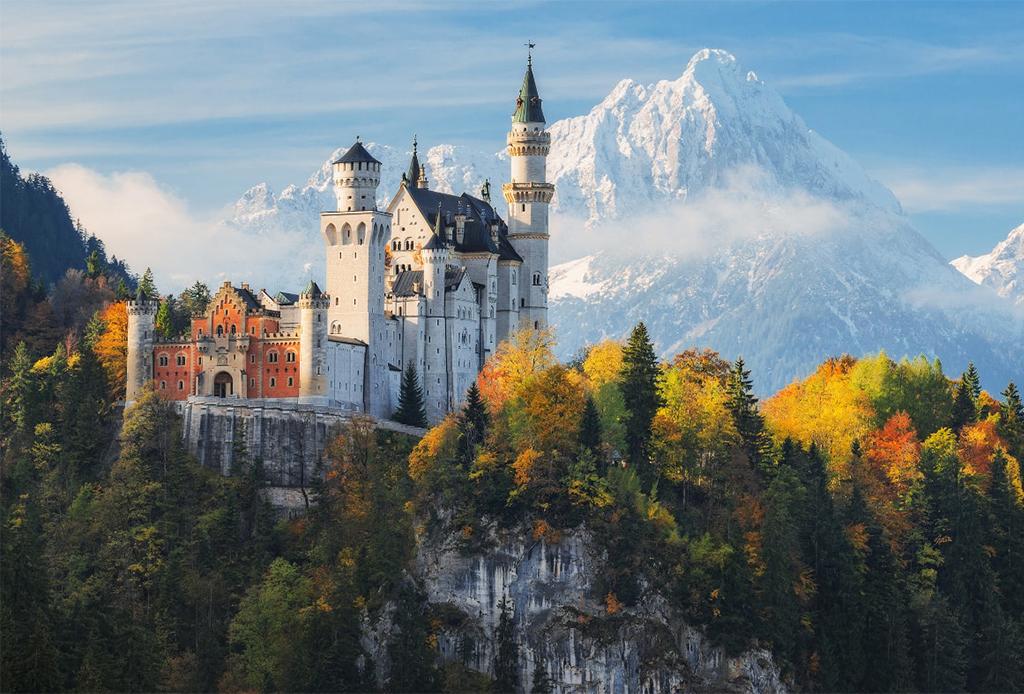 El castillo que inspiró al de Disneyland existe, ¡y puedes visitarlo!