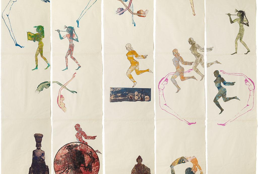 Hicimos una selección de las mejores exposiciones que estarán abiertas en la CDMX durante el mes de enero - nancy-spero