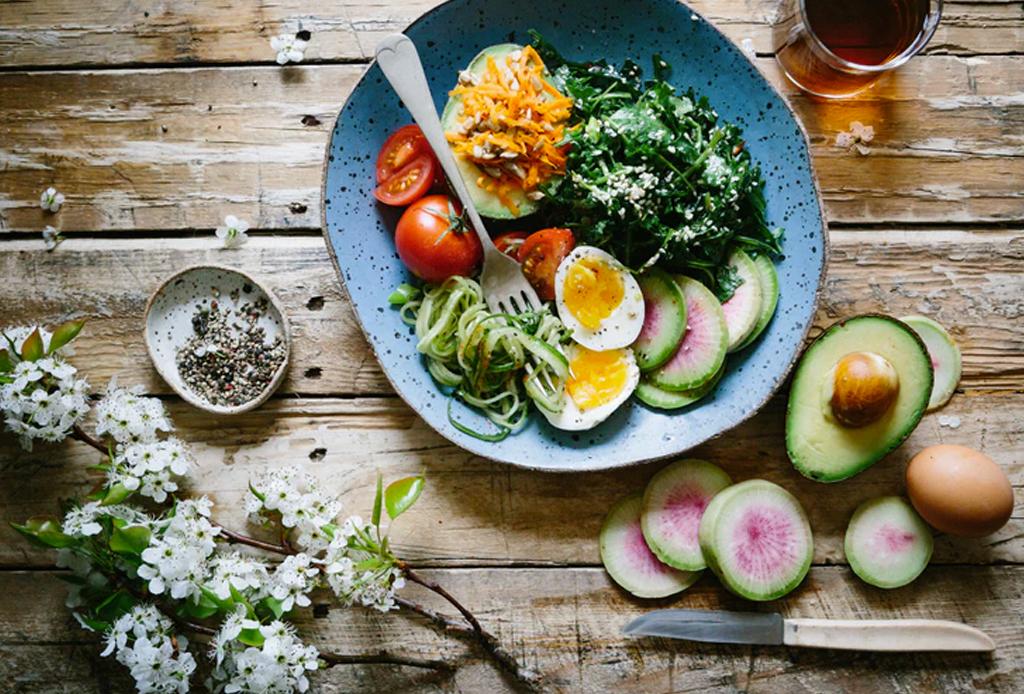 Opciones de comida healthy hasta la puerta de tu casa