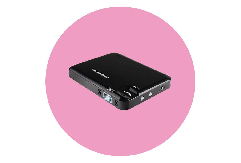 Los mejores proyectores portátiles que caben en tu bolsa - proyectores-portatiles-4