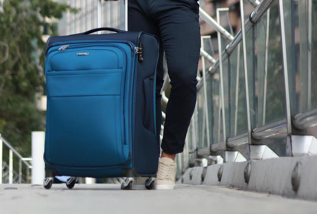 Vas a querer tener estas maletas ecológicas hechas 100% con pet reciclado