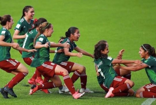 Mexicanas que destacaron en el mundo del deporte este 2018 - seleccion-femenil-mexicana-de-futbol-sub-17-300x203