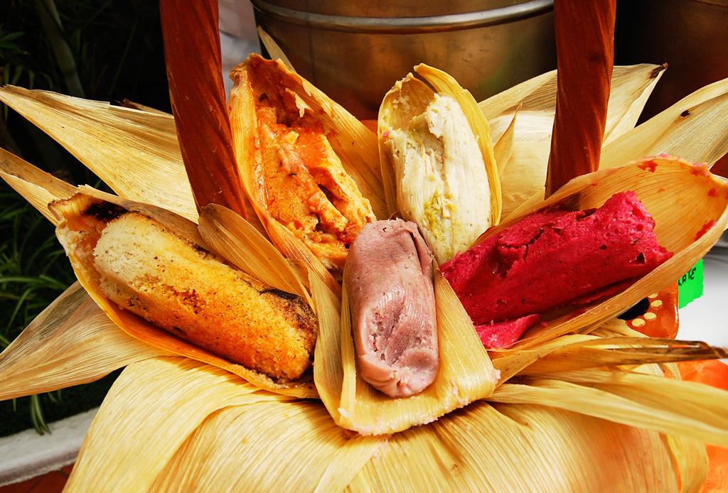 Feria de Tamales - tamales