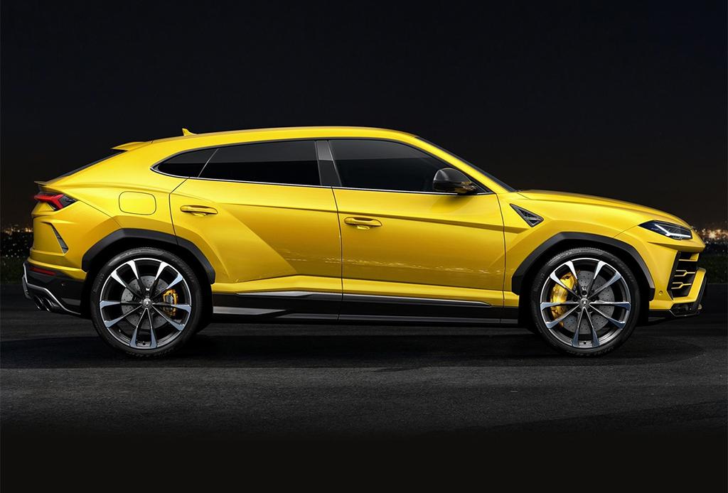 Urus: la SUV de Lamborghini que quiere conquistar México - urus-3
