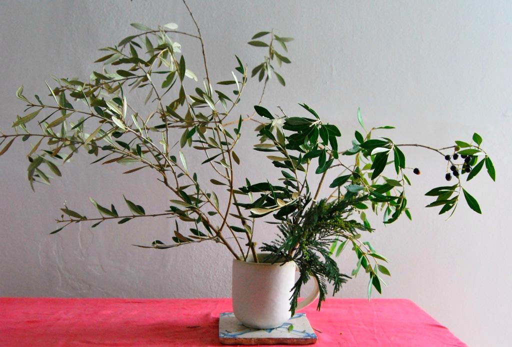 6 arreglos florales fáciles para poner en tu casa y para cualquier época del año - arreglos-3
