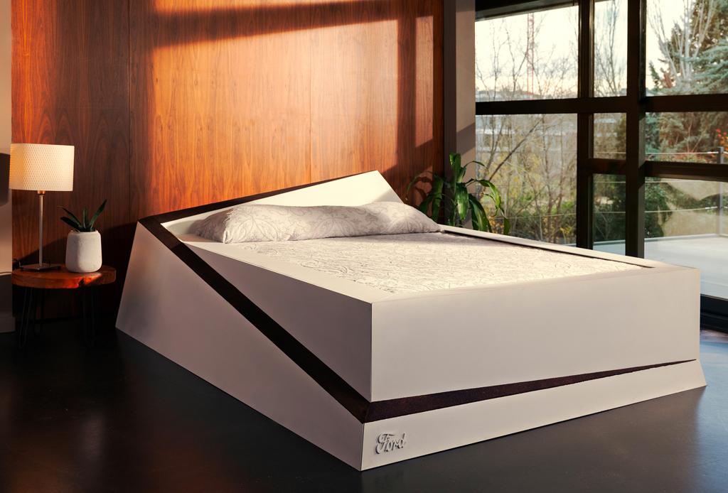 """Esta cama inteligente para parejas mantiene a cada quien """"en su lado"""" - cama-inteligente"""