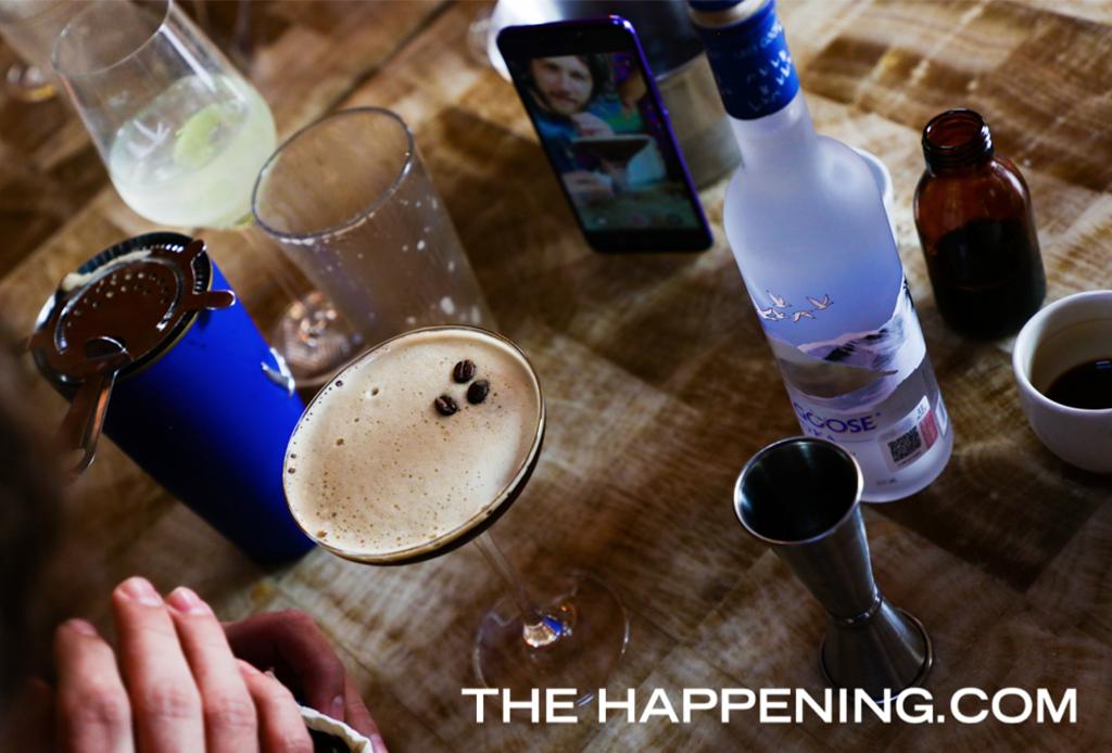 ¡Presentamos un carajillo diferente! Espresso Martini una nueva manera de ver el vodka - grey-goose-espresso-martini-2