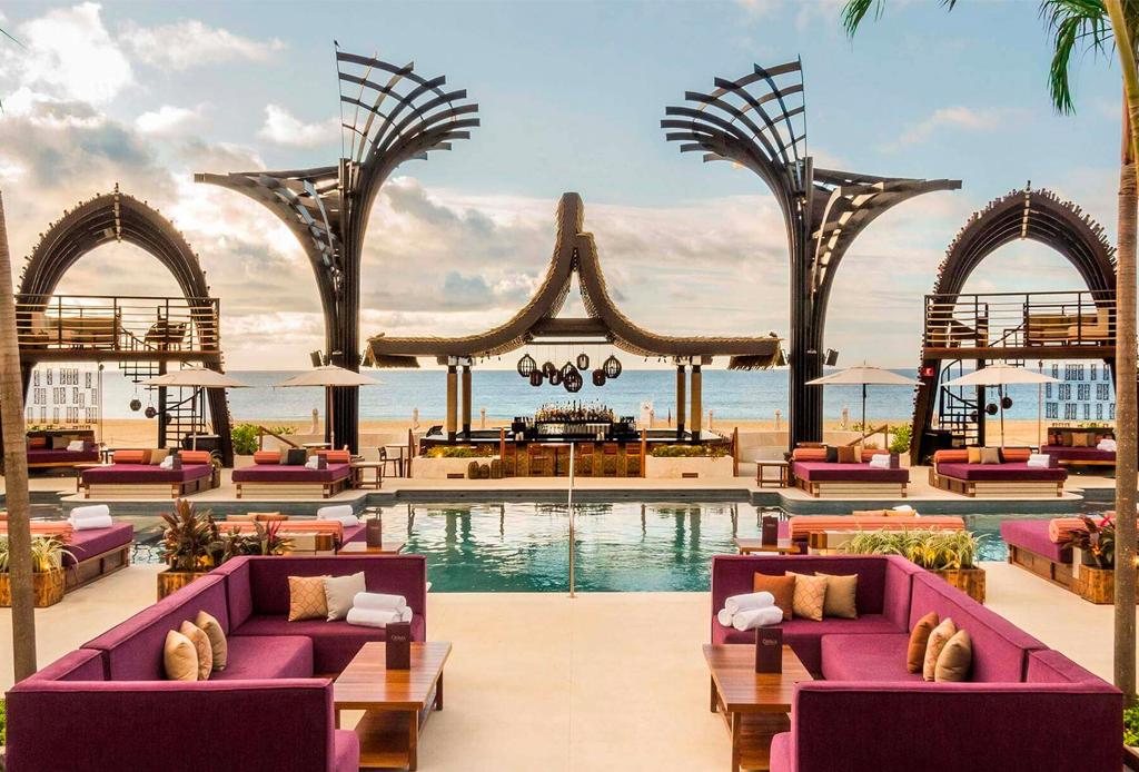 ¡Vamos al 1er aniversario del Omnia Dayclub en Los Cabos!