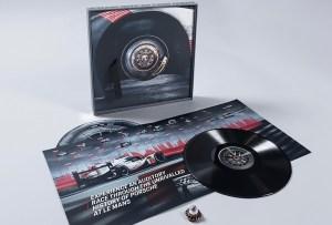 Los 24 Minutos de Le Mans: un disco hecho con los neumáticos del 919 Hybrid