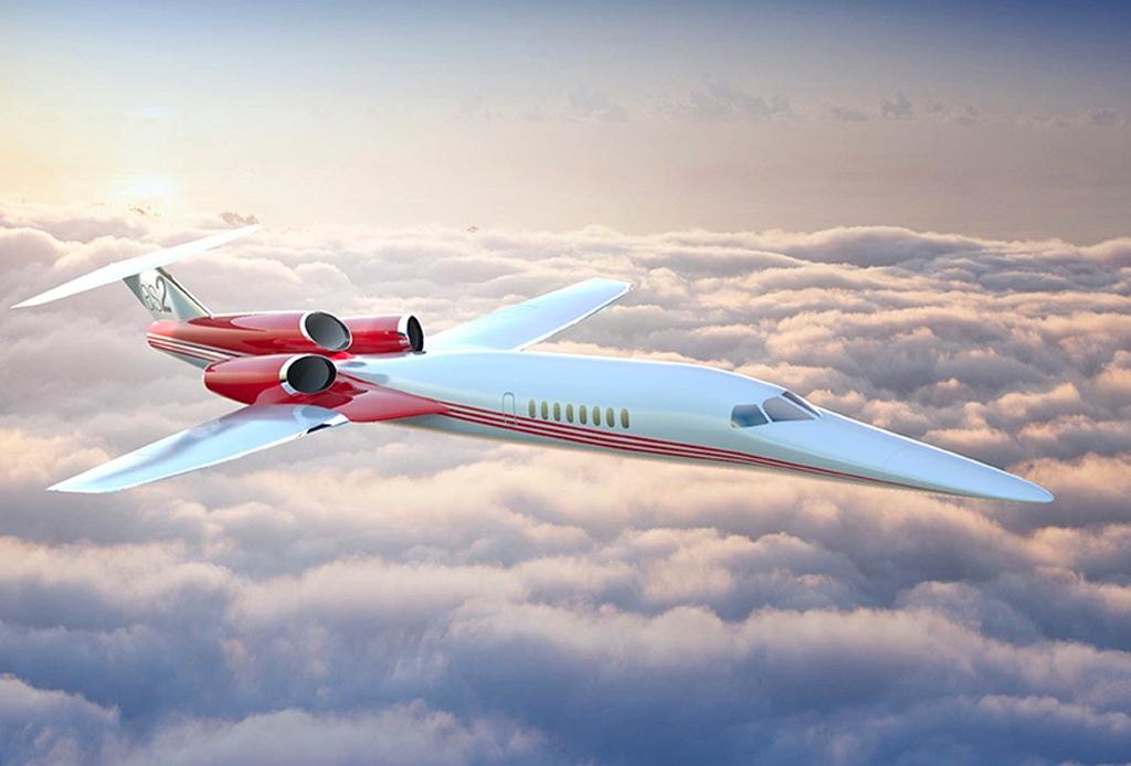 Tres aviones supersónicos que podrían conquistar el cielo - aviones-rr-1