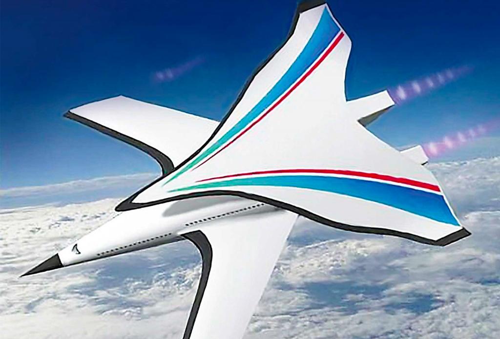 Tres aviones supersónicos que podrían conquistar el cielo - aviones-rr-3