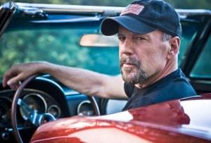 Estos son los coches clásicos más cool de Bruce Willis