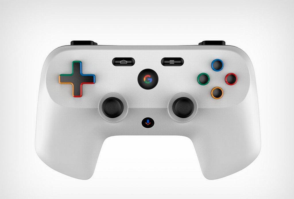 Así se verá el nuevo control de Google videogames - control-google-5