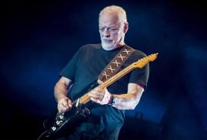 Los solos de guitarra inolvidables de David Gilmour