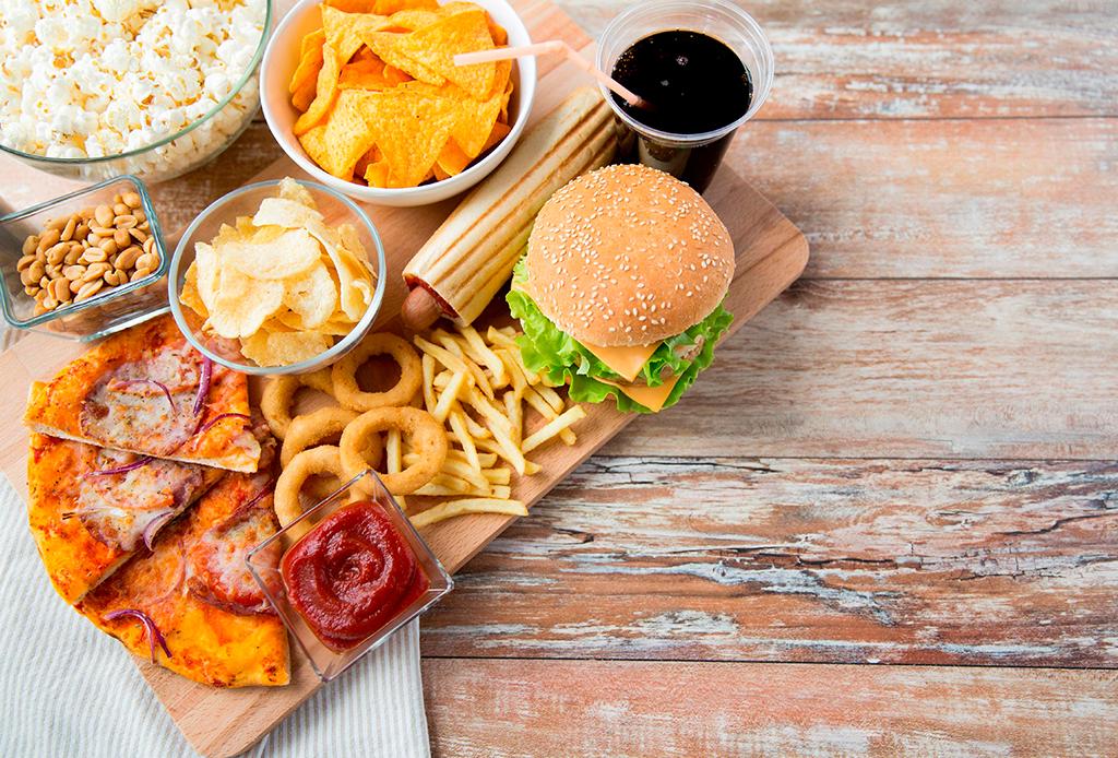 8 junk foods que en realidad pueden ser buenas para ti