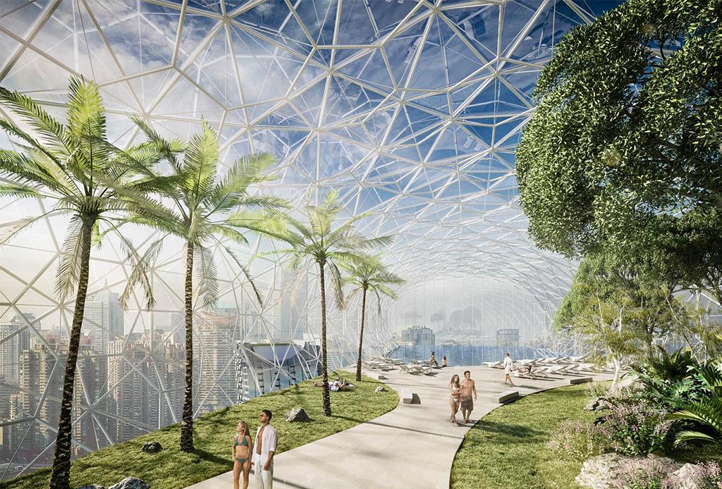 The Crystal, el primer rascacielos horizontal que TIENES que conocer - rascacielos-horizontal-2