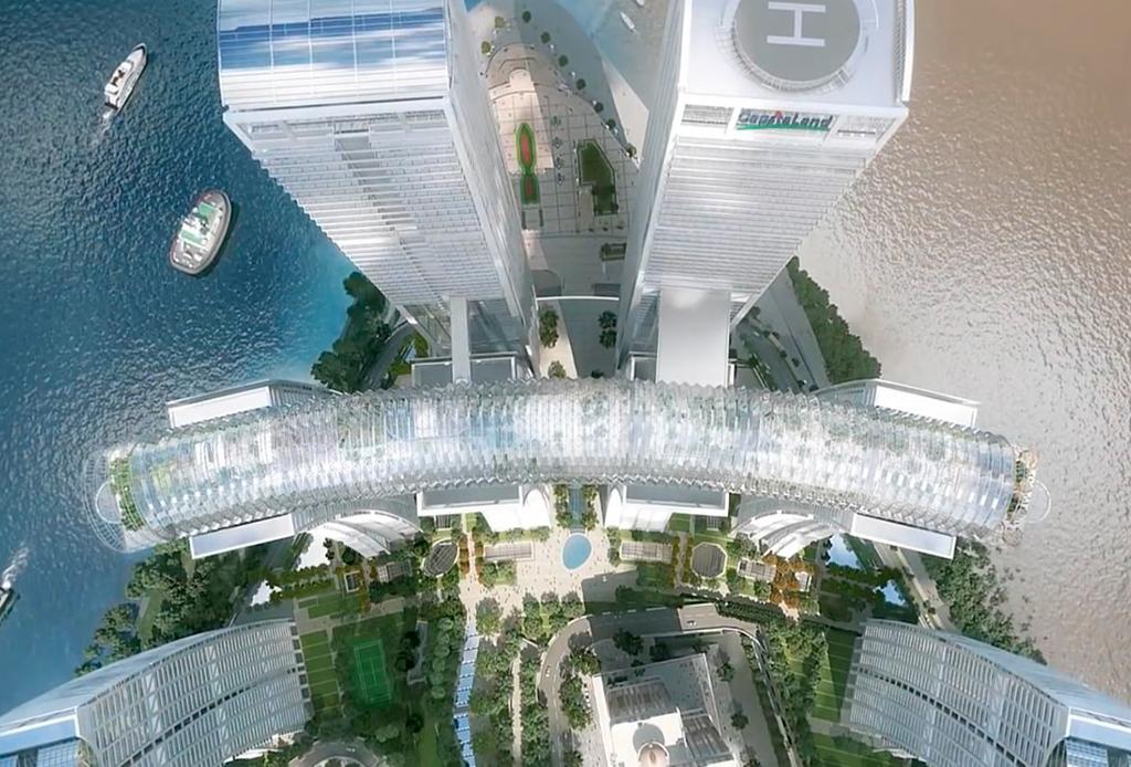 The Crystal, el primer rascacielos horizontal que TIENES que conocer - rascacielos-horizontal-4
