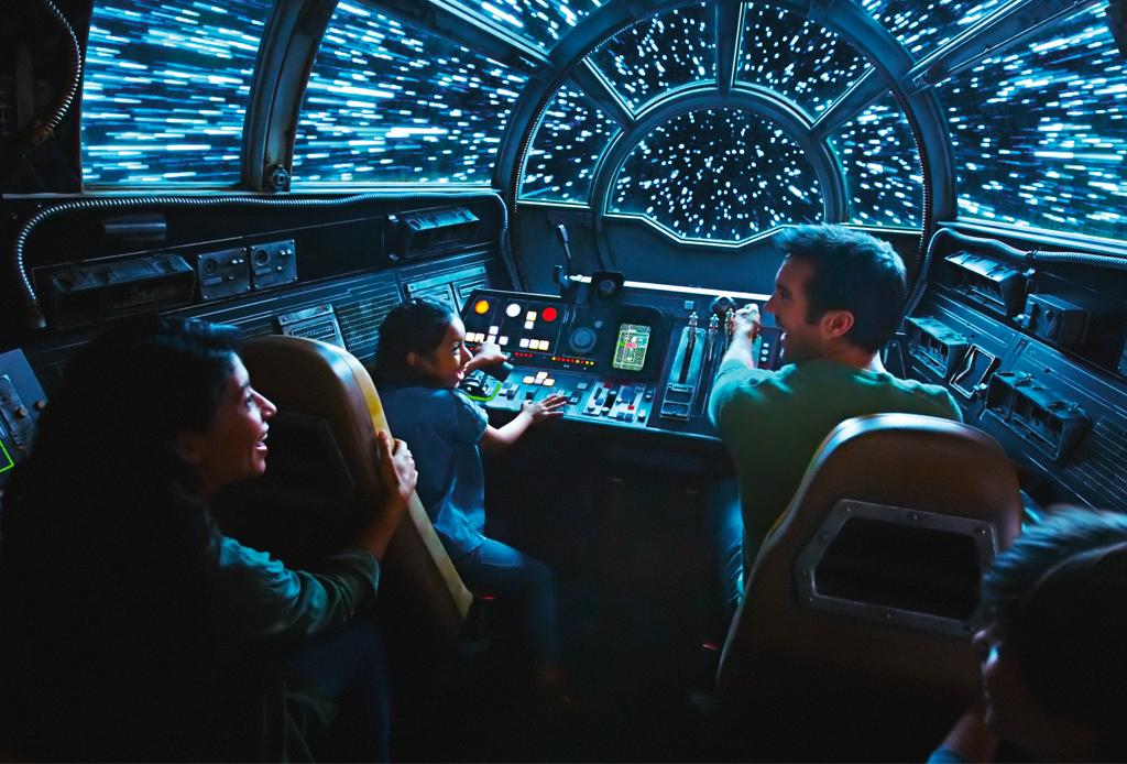 Star Wars abrirá su primer parque temático este verano