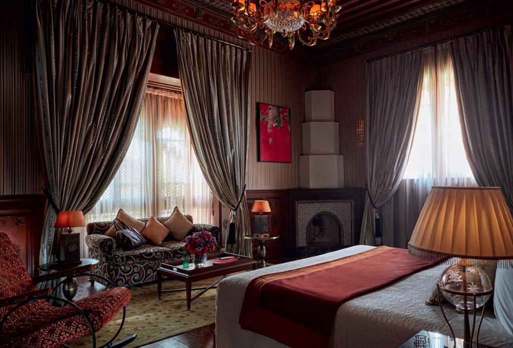 Así se ven las suites más exclusivas del mundo - suites-3