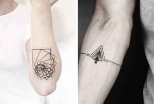 Si quieres un tatuaje geométrico, estos son los mejores lugares para hacértelo en la CDMX