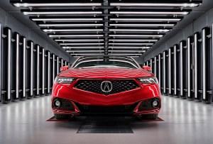 Conoce estos vehículos hechos a mano de Acura «PMC Edition»