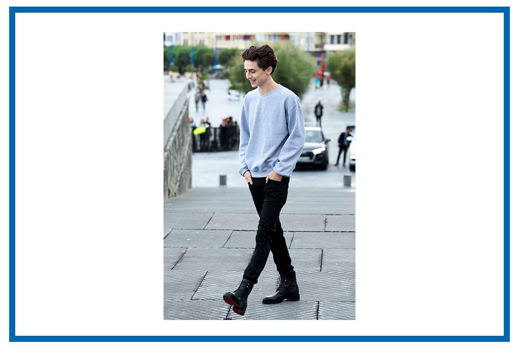 Los famosos te dicen cómo vestir de la mejor forma los jeans negros - como-usar-jeans-negros-2
