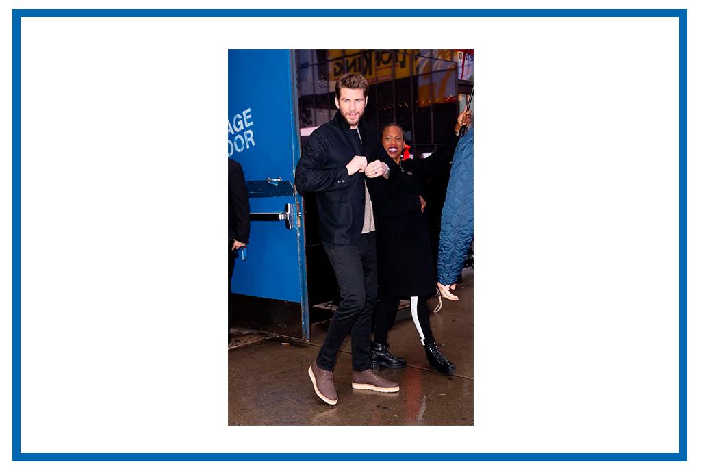 Los famosos te dicen cómo vestir de la mejor forma los jeans negros - como-usar-jeans-negros-3