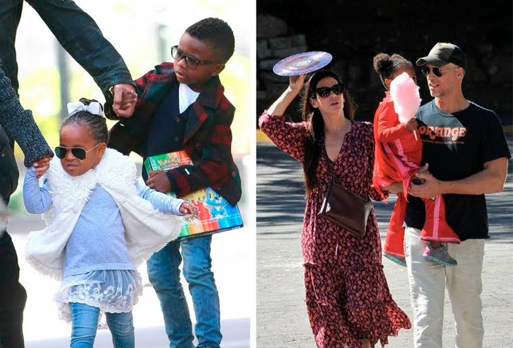 Estas celebridades tienen hijos adoptados y tal vez no lo sabías - famosos-hijos-adoptados-1
