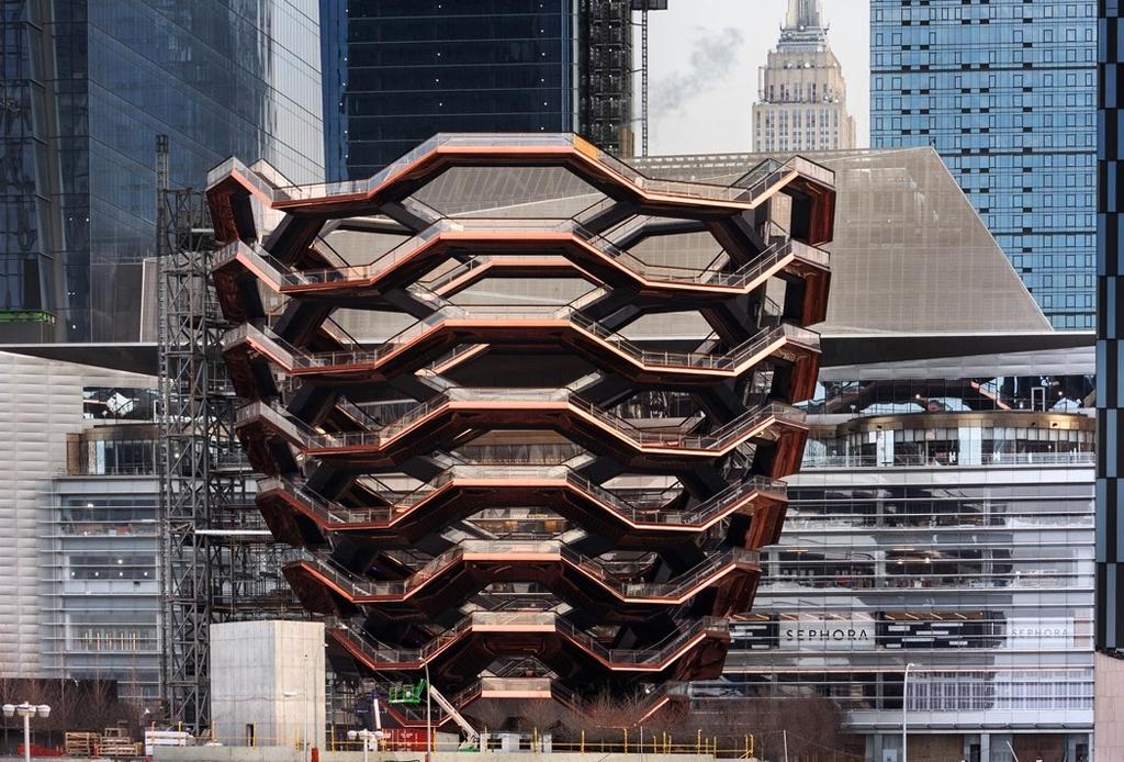 Todo lo que tienes que ver en Hudson Yards, el nuevo hot spot en NY - hudson-yards-1