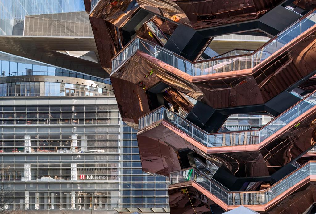 Todo lo que tienes que ver en Hudson Yards, el nuevo hot spot en NY