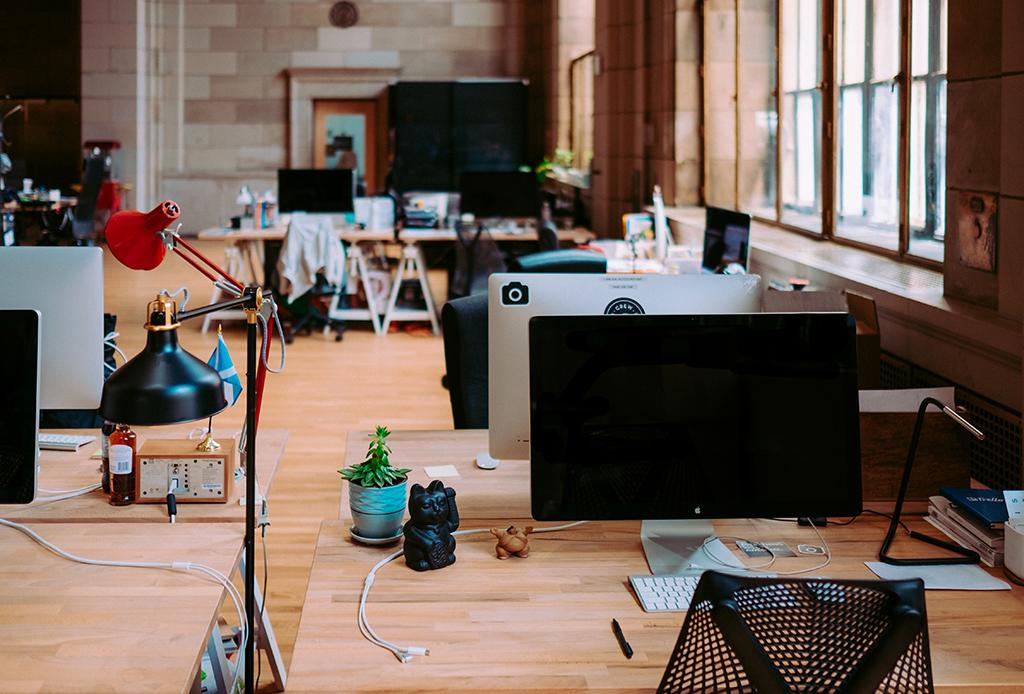 5 Consejos para lograr que tu espacio de trabajo sea armónico - oficina-armonica-1