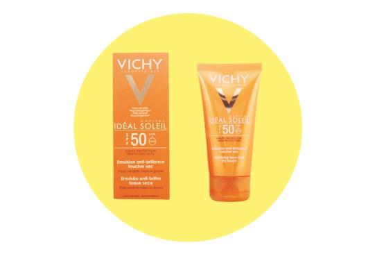 Los mejores protectores solares para la cara - protector-solar-facial-vichy-300x203