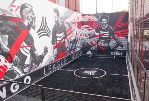 Tango Court: el nuevo hot spot para los amantes del fútbol