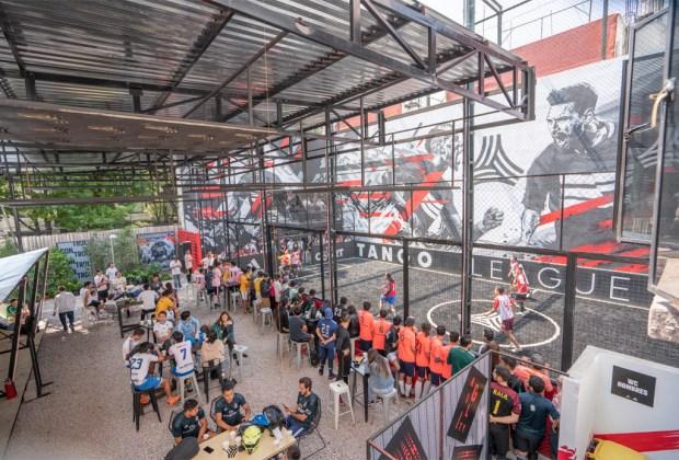 Tango Court: el nuevo hot spot para los amantes del fútbol - adidas-tango-league-court-1024x694