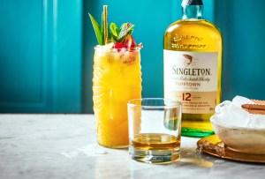 10 hotspots en CDMX donde puedes encontrar cocktails con The Singleton