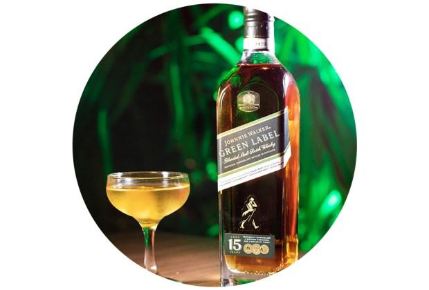 ¿Antojo de algo fresco? Prueba este drink con Green Label de Johnnie Walker - green-label-johnnie-walker-1
