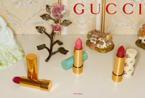 Gucci Beauty tiene una nueva colección de lipsticks y ¡vas a quererlos todos!