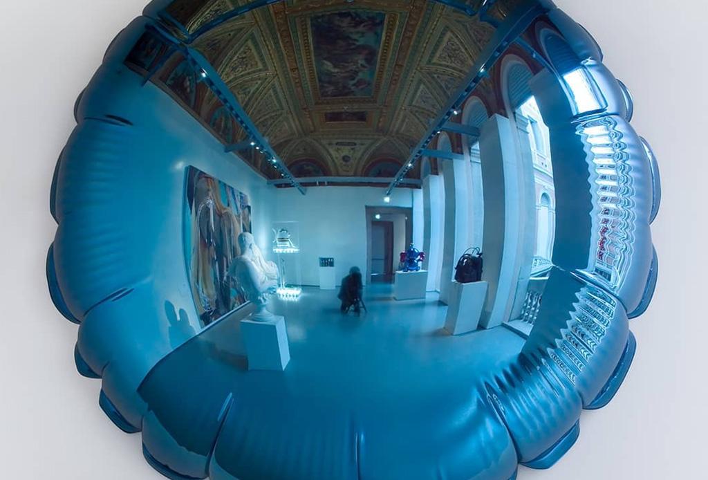 Visita estas exposiciones abiertas durante el mes de agosto - marcel-duchamp-jeff-koons-museo-jumex-1024x694