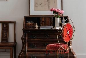5 consejos para integrar piezas antiguas en la decoración de tus espacios