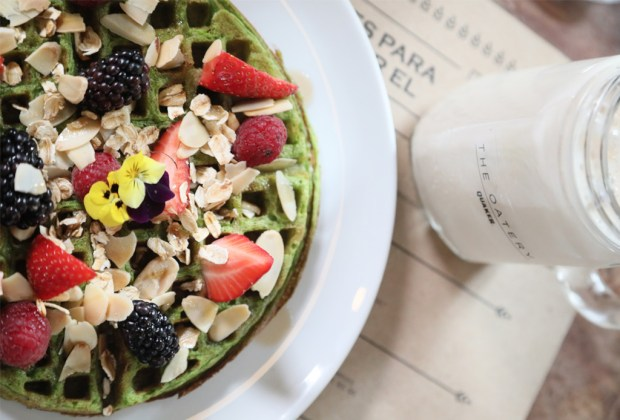 The Oatery®: LiQuadería & Pop-Up Restaurant - quaker-the-oatery