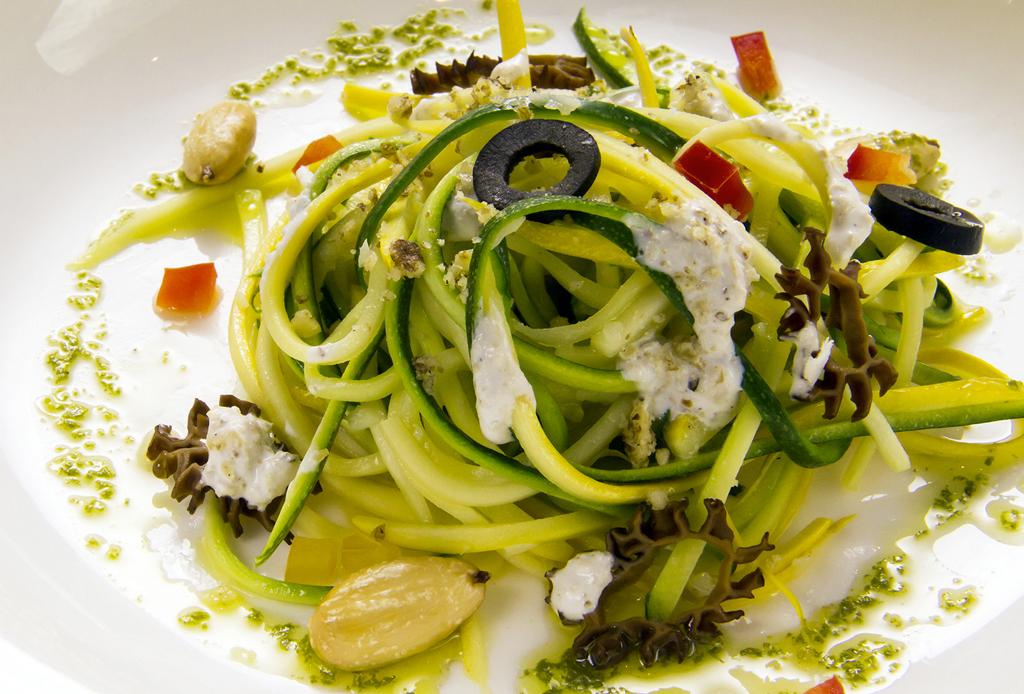 Prepara una versión healthy y deliciosa de spaguetti con calabaza
