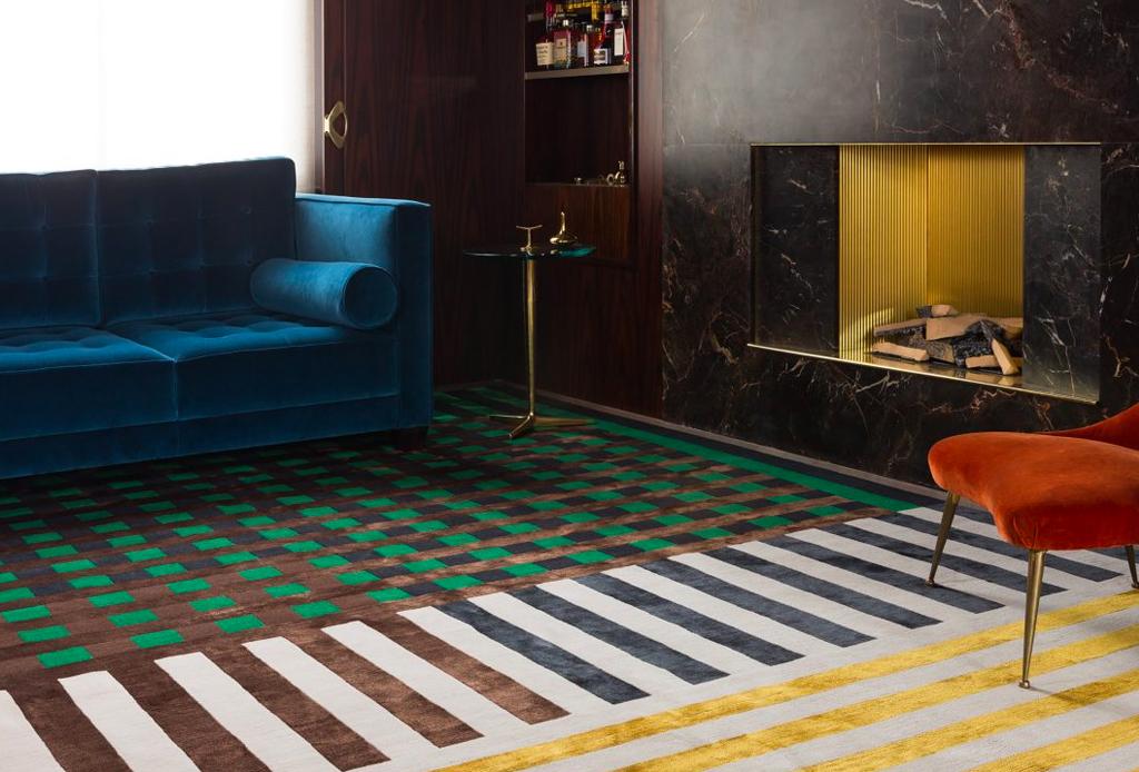 Cómo elegir la alfombra ideal para cada espacio de tu casa - alfombras-1-1024x694