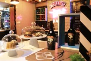Llegó a la CDMX el lugar perfecto para los amantes de los postres y la mixología, ¡descubre el Bailey's Treat Bar!