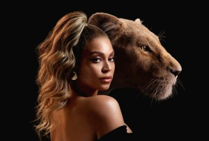 «The Lion King: The Gift», el álbum inspirado en la película curado por Beyoncé