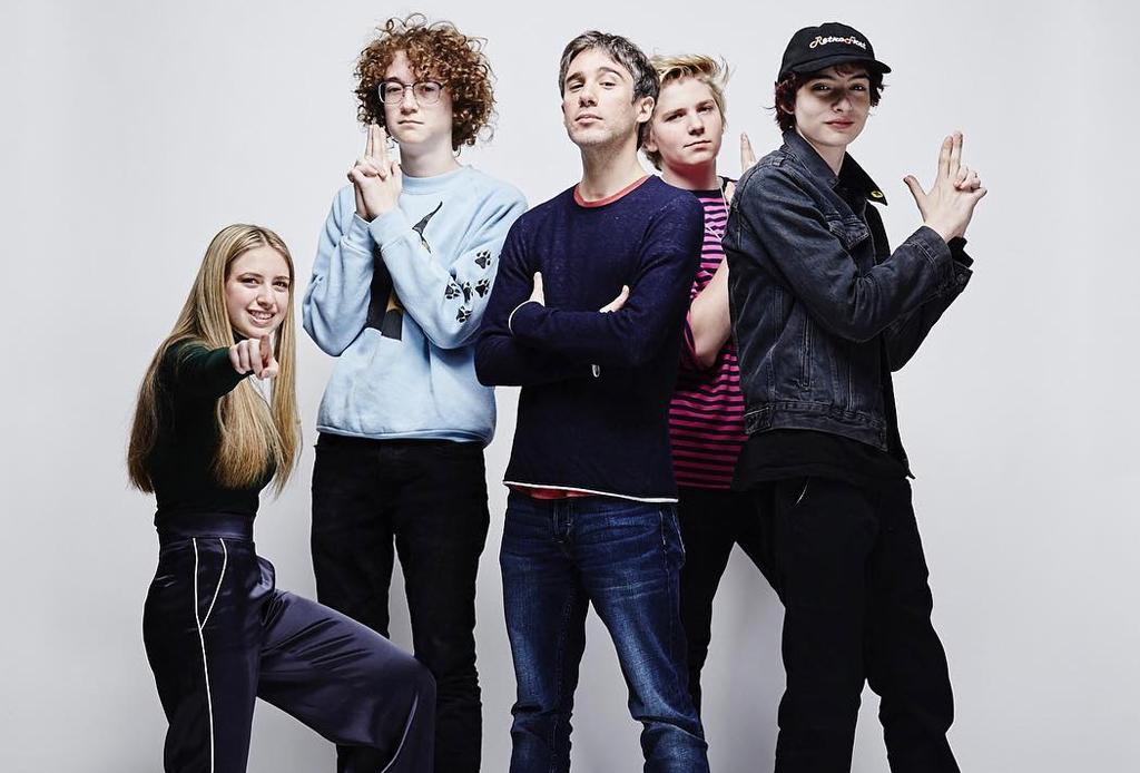 ¿Ya conoces la banda musical de Finn Wolfhard?