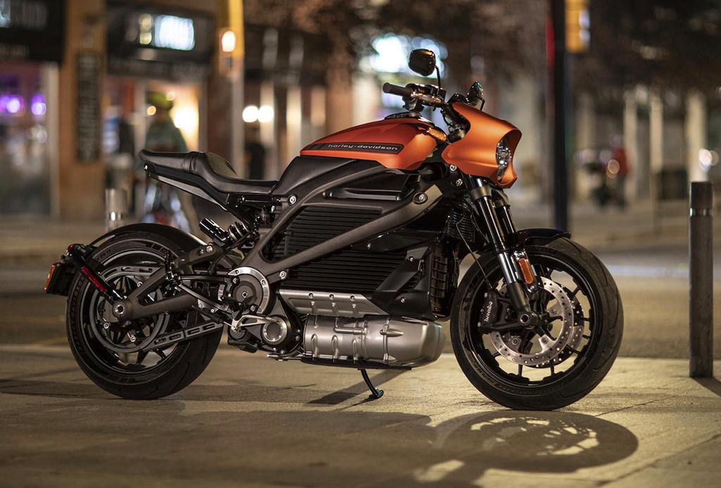 Todo lo que tienes que saber sobre el modelo eléctrico de Harley-Davidson - livewire-2-1024x694