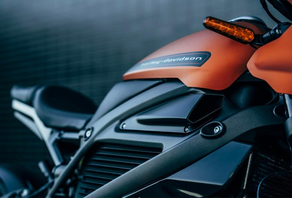 Todo lo que tienes que saber sobre el modelo eléctrico de Harley-Davidson - livewire-4-1024x694